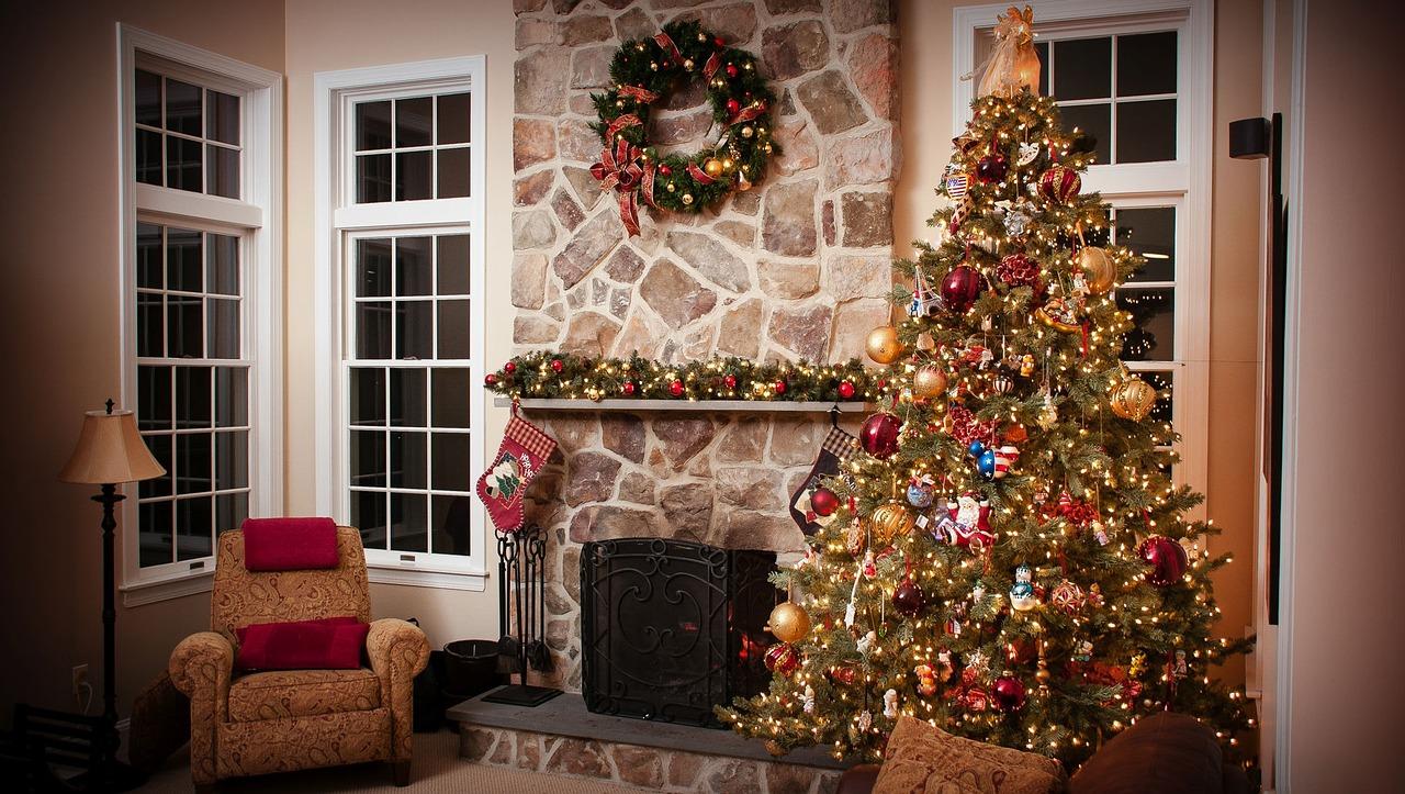 Ideas para decorar tu casa en navidad decoraciones g mez - Decorar casas en navidad ...